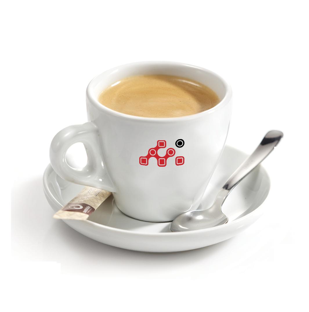 hrnek s kavou